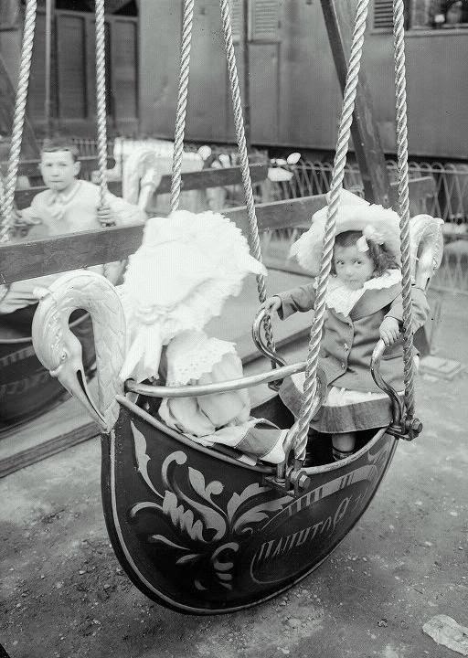 дети, детство, история, фотографии, аттракционы, музей детства