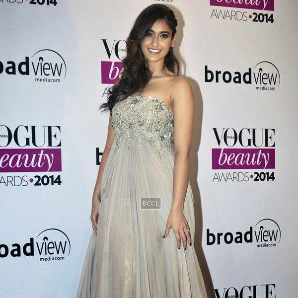 Ileana D'Cruz at Vogue Beauty Awards 2014, held at Hotel Taj Lands End in Mumbai, on July 22, 2014.(Pic: Viral Bhayani)