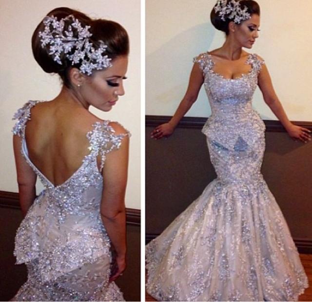 Bling The Wedding Dress
