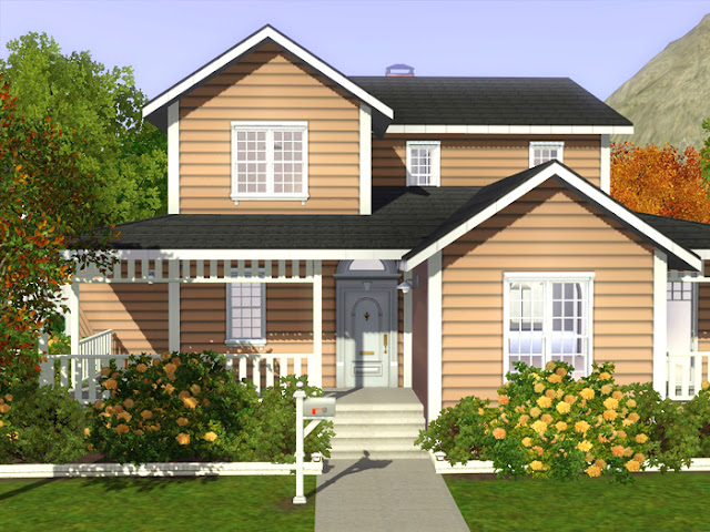 FamilyHouse01 P01 - 10+ Small House Ideas Sims 4  Pics