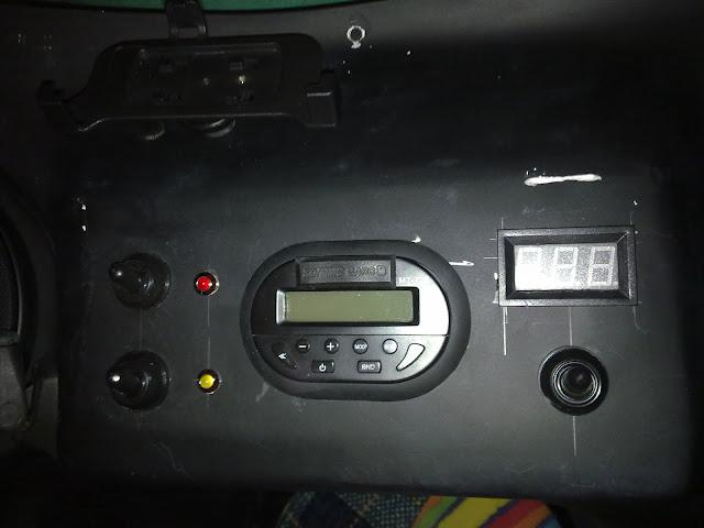 Colocación de Fairing (Batwing) en la moto Fairing%252006
