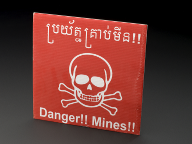 Land-mine deaths and incidents continue to rise