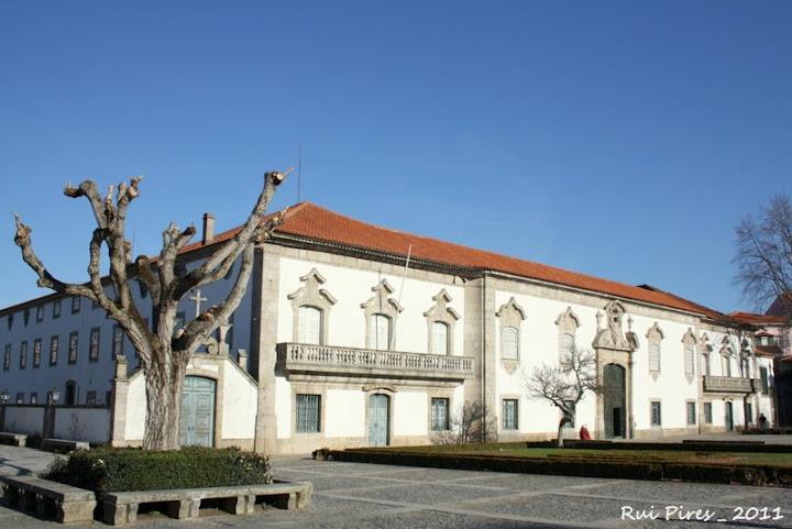 Antigo Paço do Bispo (atual edifício do Museu de Lamego)