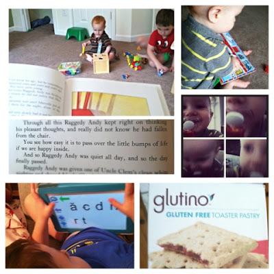 homeschool, preschool, Montesssori, Rageddy Andy stories, gluten free