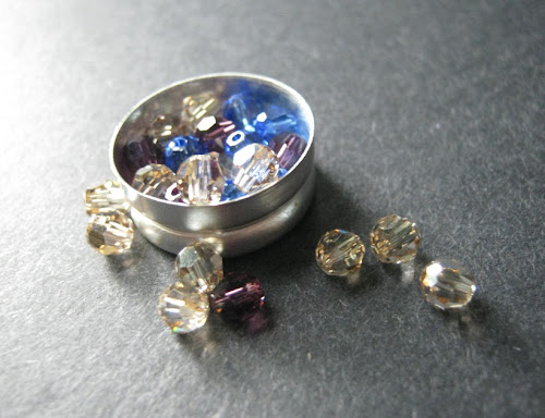 Destash Swarovski Crystal Rounds