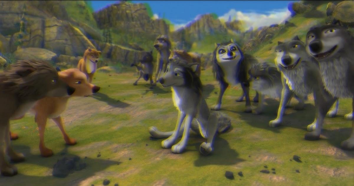Film 3 Dimensi: Alpha and Omega 3D (2010)