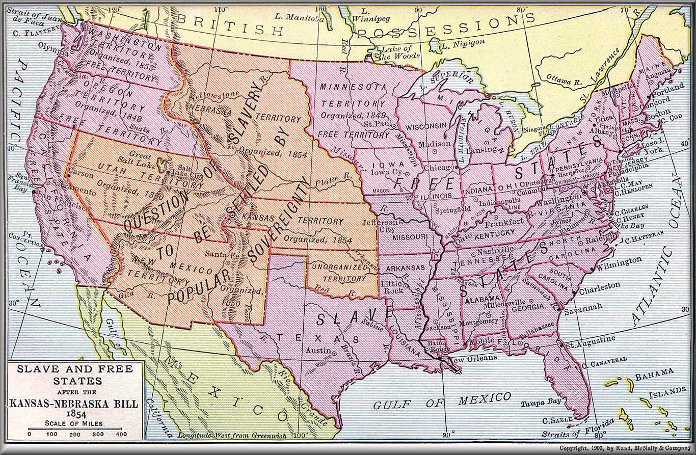 the analysis of the civil war in the united states the lack of a compromise Civil war and reconstruction, 1861-1877 the failure of compromise the american civil war  it is easy to forget how decentralized the united states was in 1861,.