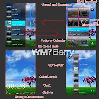 BlackBerry Theme WM7Berry