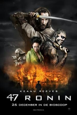 Filme Poster 47 Ronins HDCAM XviD & RMVB Legendado