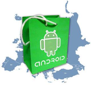 android ventas europa
