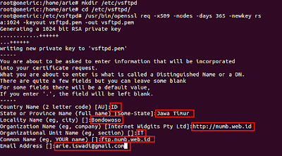 ssl2a Cara Mudah Mengamankan FTP Server (VSFTPD) Dengan Koneksi TLS/SSL