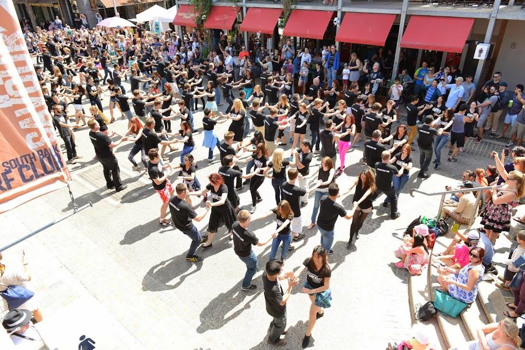 IZFM 2014 Flash Mob Brisbane