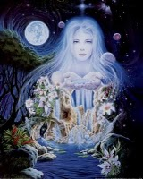The Water Goddess Image