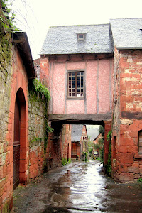 Collonges la Rouge, France