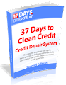 37 Days To Clean Credit Scam
