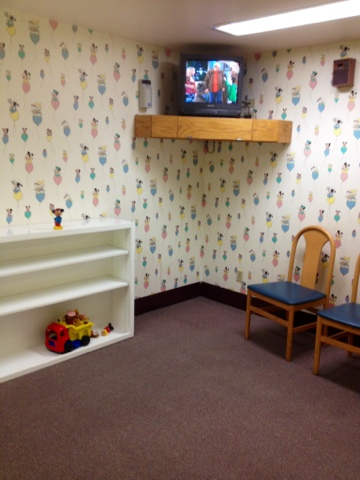 The Musings of Jillie D: Baby Care Center - Epcot
