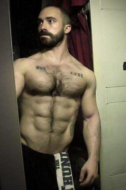 Lovely Hot Hairy Daddy Bear Hunks