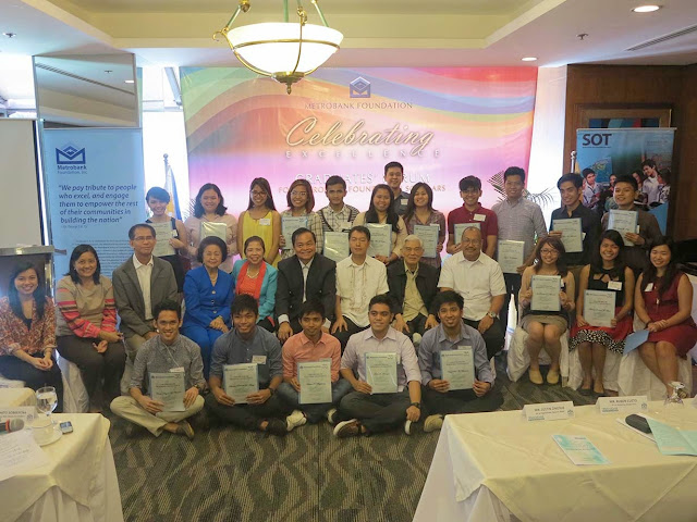 Metrobank Foundation Graduates Forum