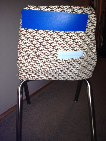 The Lower Elementary Cottage: Chair Pockets