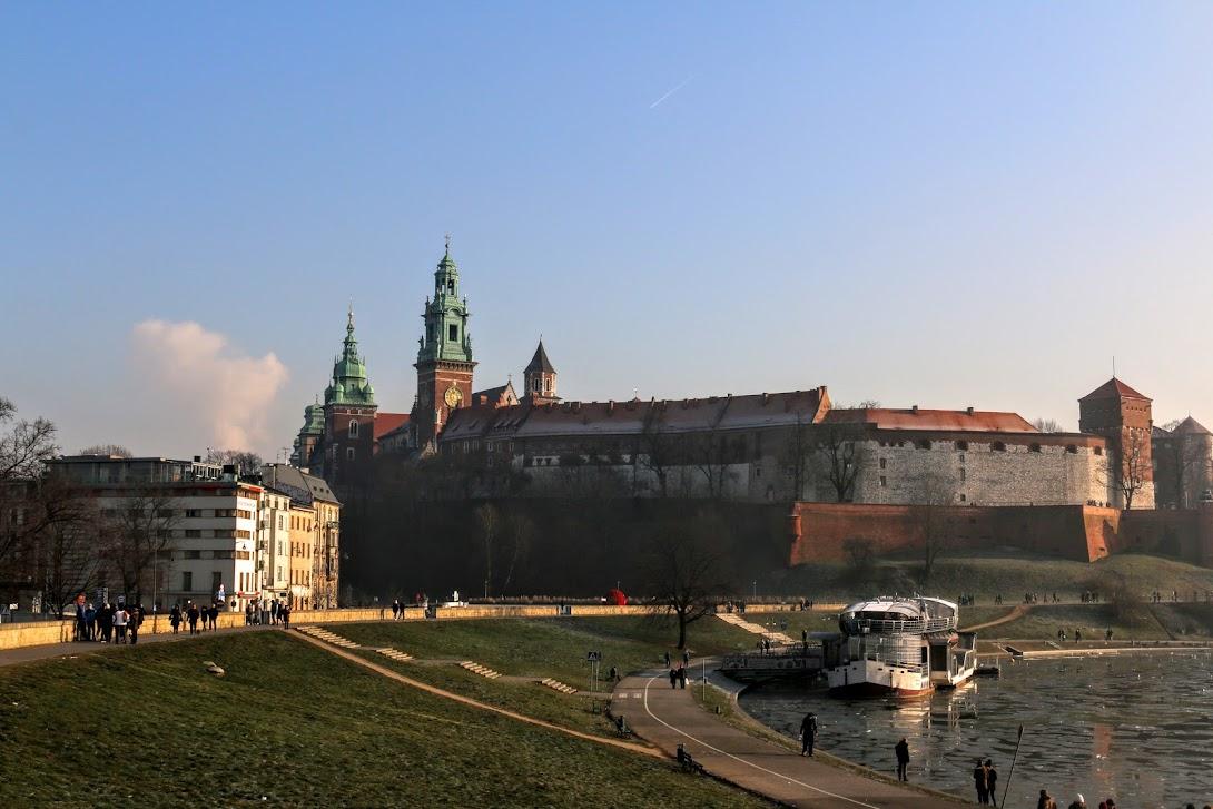 Рождественско-предновогодняя Германия и Краков - 2015