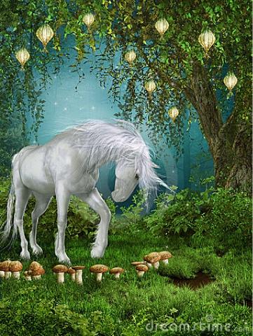 Νεράιδες και ξωτικά, ένας μαγικος κόσμος...Μέρος Β Μαγικά ζώα