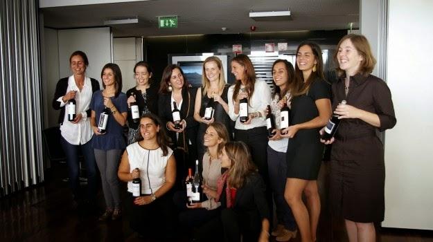 Produtoras juntam-se para apresentar os seus vinhos brancos
