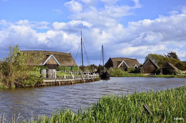 port iwioska Wikingów