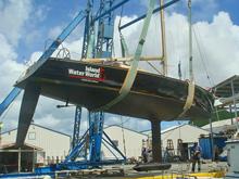 J/120 sailing Les Voiles St Barths- Jaguar Water World