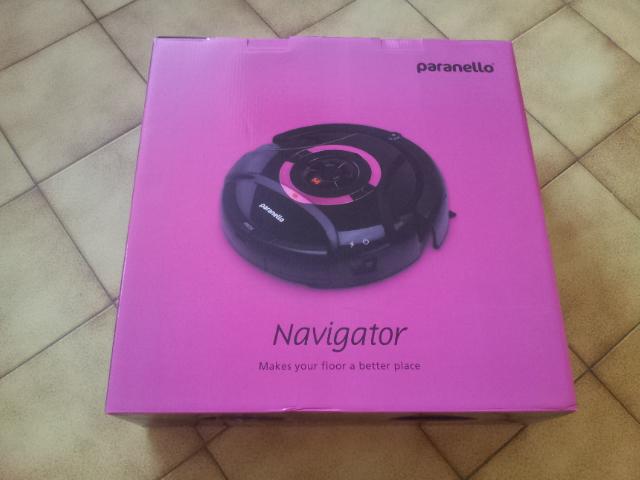 Premières Heures Avec Le Robot Aspirateur Navigator De Paranello