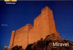 Cartell turistic Castell de Miravet