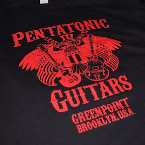 Pentatonic Guitars
