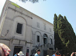 """The Museum and also one of Mussolini's """"palaces"""""""