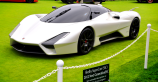 SSC Tuatara makes a debut at Pebble Beach