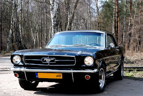 Mustang do �lubu Warszawa