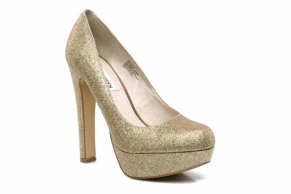 Steve Madden Glitter Tennis Shoes