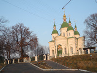 Собор Антония и Феодосия в Василькове