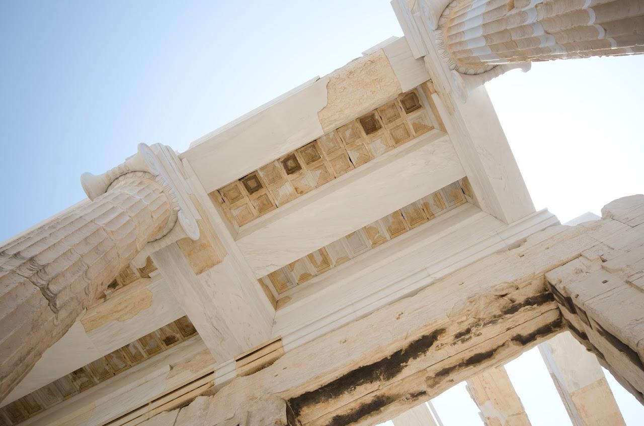 Acropolis ceiling