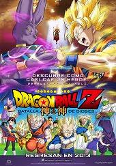 Dragon Ball Z: La batalla de los dioses (2013) - Latino