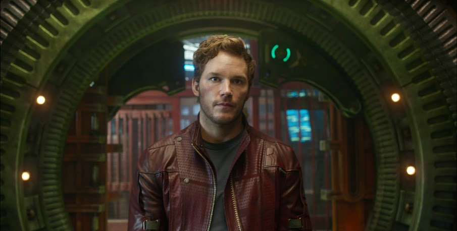 Chris Pratt as Star-Lord in Marvel's Guardians of the Galaxy #GuardiansOfTheGalaxy