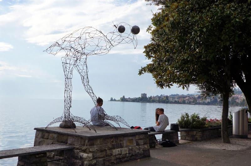 Швейцария. Свадьба, рыбалка, природа