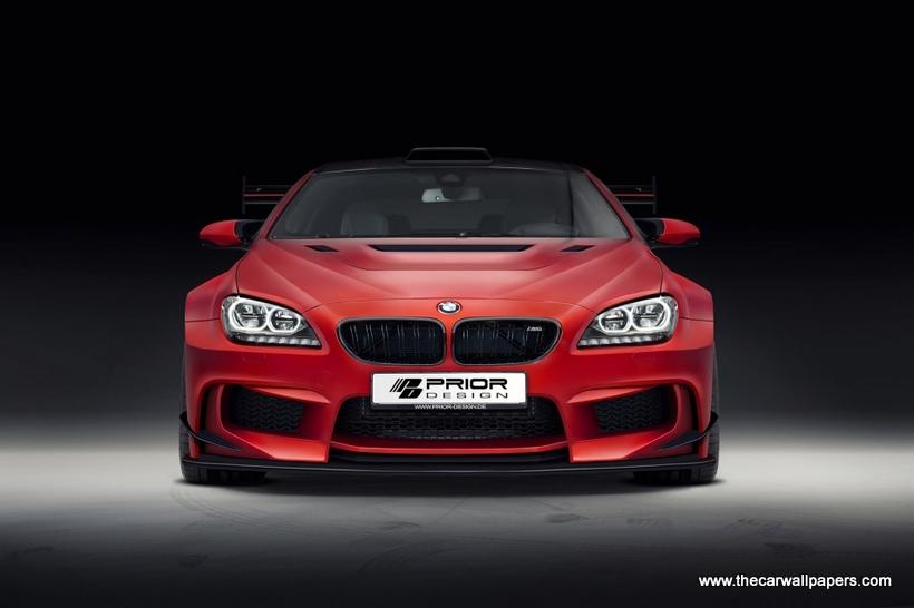 BMW M6 F12 by Prior Design