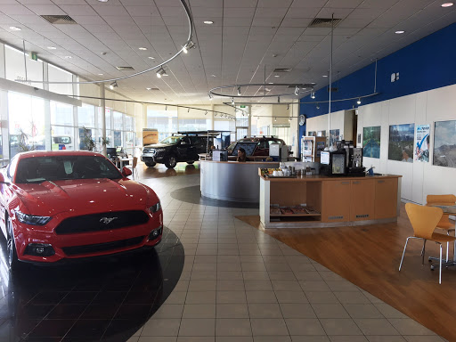 Nuford, Ford Dealer, 6 Automotive Dr, Wangara WA 6065, Reviews