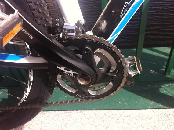 Bicicleta 29 pulgadas - Orbea Alma 29 H10, dos platos