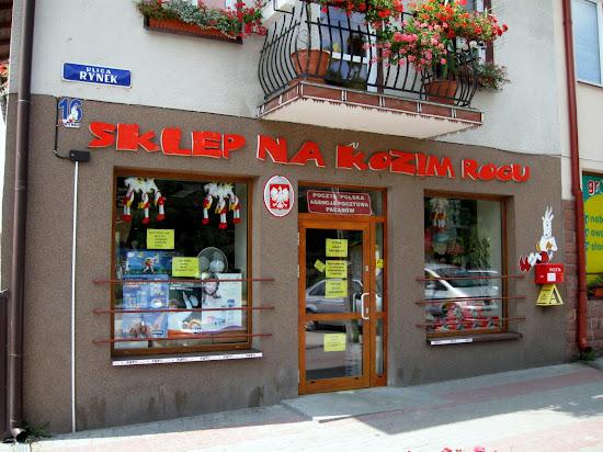 sklep w Pacanowie