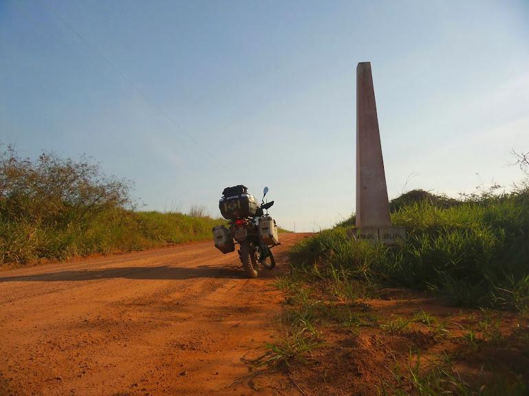 Brasil - Rota das Fronteiras  / Uma Saga pela Amazônia 20140901_091046
