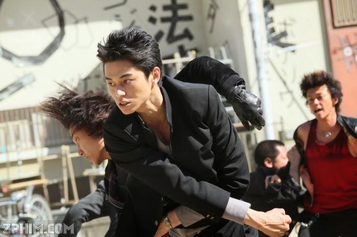 Ảnh trong phim Bá Vương Học Đường 3 - Crows Explode 3