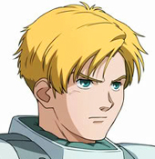 Riddhe Marcenas Mobile Suit Gundam Unicorn UC 0096