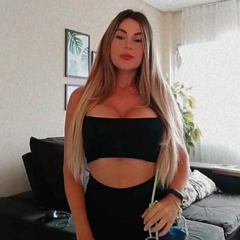 Busty woman photo