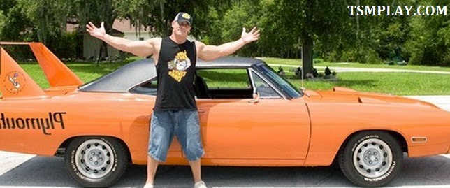 the top cars of Cena garage
