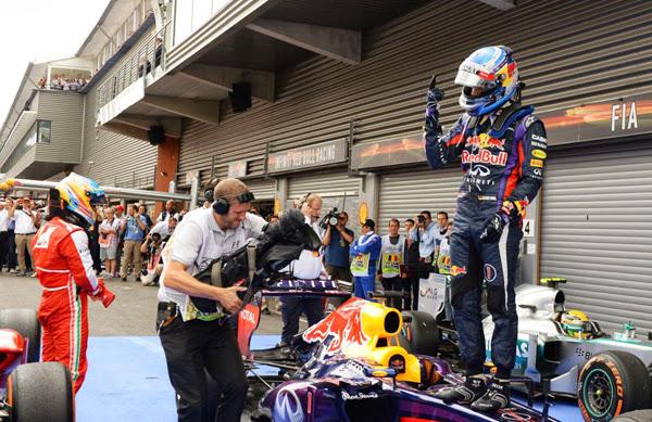 Post Fórmula 1, GP de Bélgica